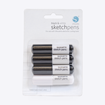 Picture of Silhouette Black & White Pen Pack