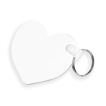 Picture of Heart Keyring (Unisub)