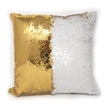 Picture of Sequin Cushion Cover 40 x 40cm w/ white reverse