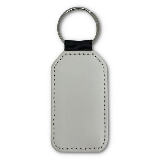 Picture of Rectangle Key Ring - 4 x 7.5cm