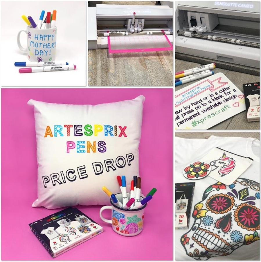 Sublimation Markers - What are they and how do you use them?🖍🖍