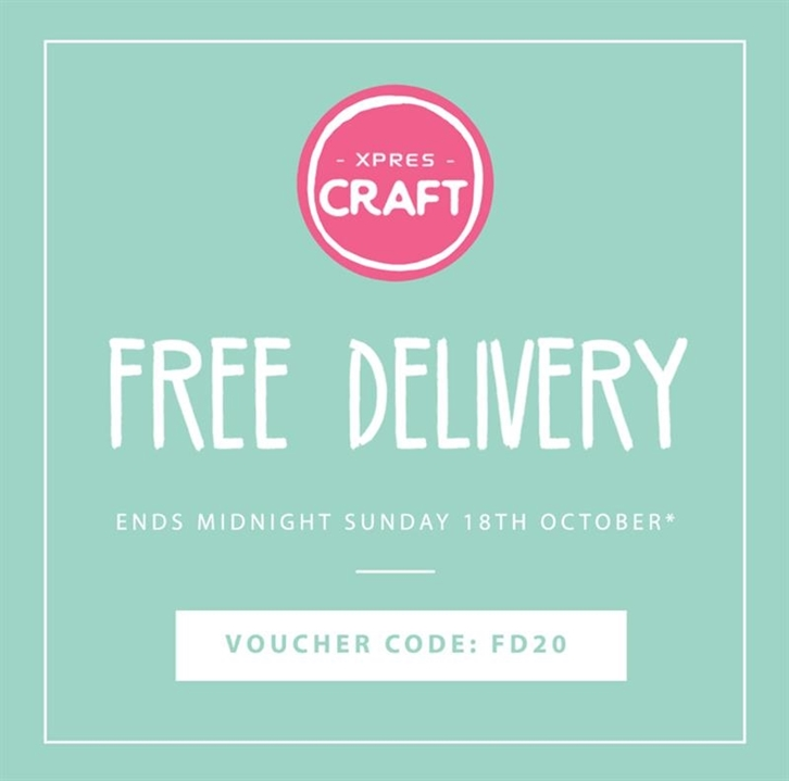 It's Free Delivery Weekend! 🎉🚚