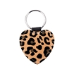Picture of Heart Leather Keyring