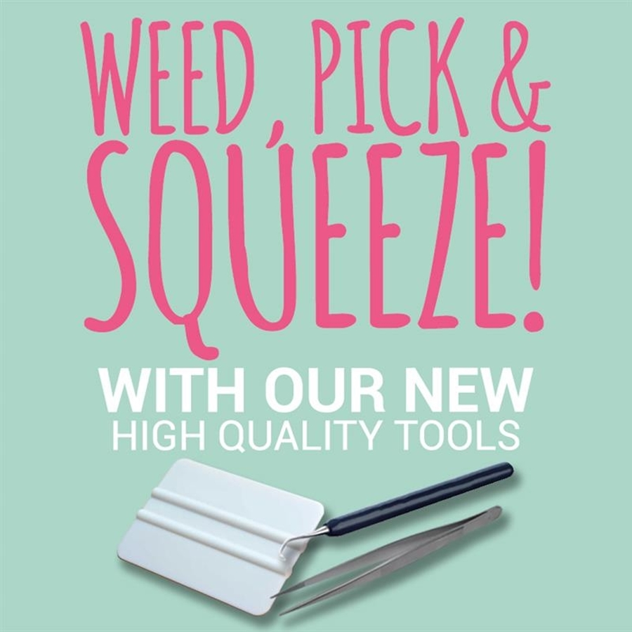 Weed, Pick & Squeeze