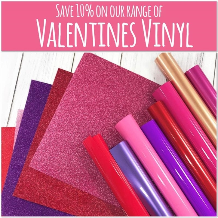 Love is in the air! 10% off Valentine