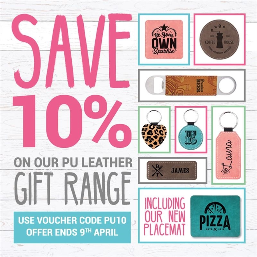 Wow! 10% Off Our Leather Gift Range! 😮