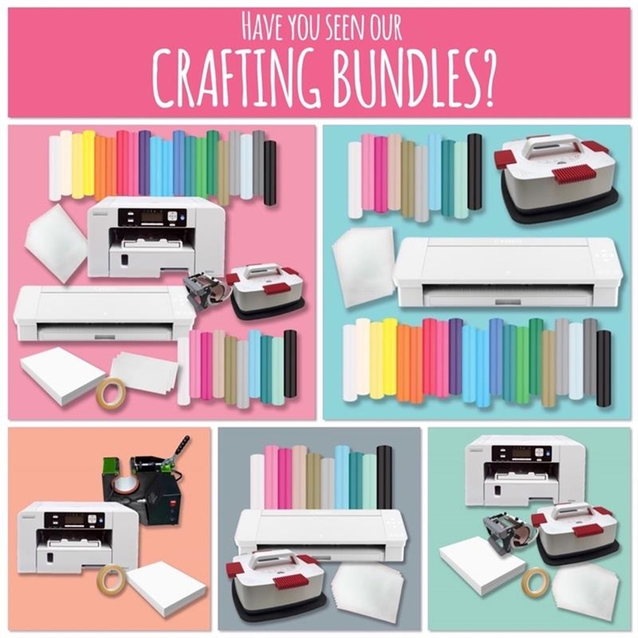 Have You Seen Our Crafting Bundles?