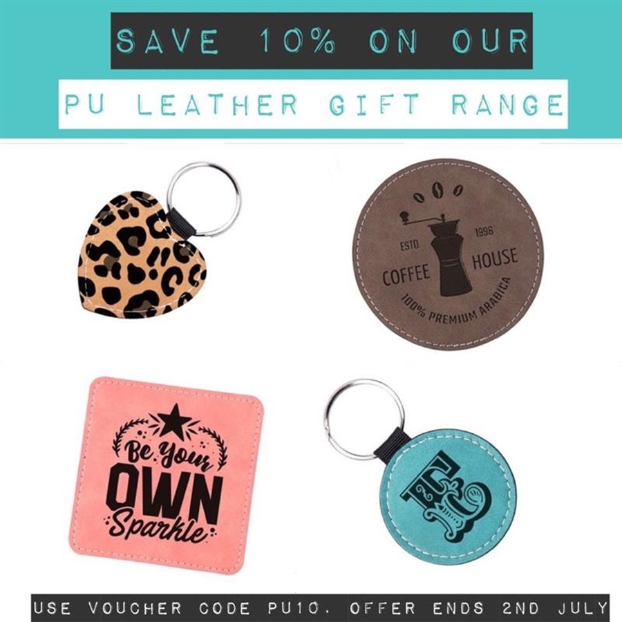 Save 10% on our PU Leather Gift Range💕🎁